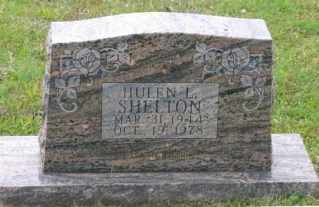 SHELTON, HULEN LAUGHAM - Lawrence County, Arkansas | HULEN LAUGHAM SHELTON - Arkansas Gravestone Photos