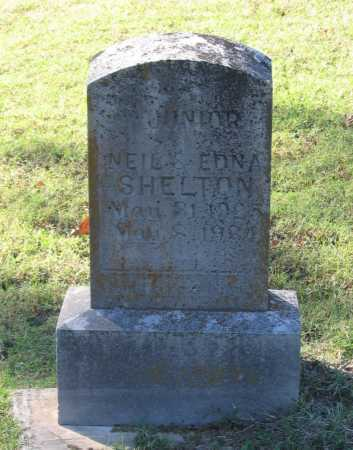 SHELTON, JUNIOR - Lawrence County, Arkansas | JUNIOR SHELTON - Arkansas Gravestone Photos