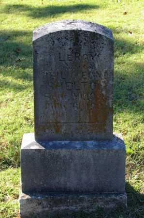 SHELTON, LEROY - Lawrence County, Arkansas | LEROY SHELTON - Arkansas Gravestone Photos