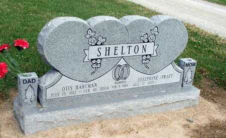 SHELTON, OTIS HARTMAN - Lawrence County, Arkansas | OTIS HARTMAN SHELTON - Arkansas Gravestone Photos