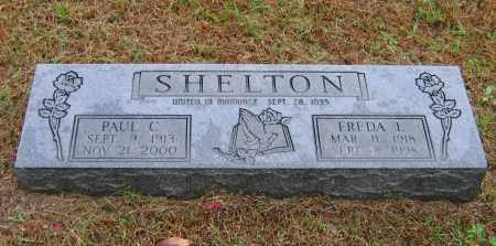 SHELTON, FREDA INEZ - Lawrence County, Arkansas | FREDA INEZ SHELTON - Arkansas Gravestone Photos