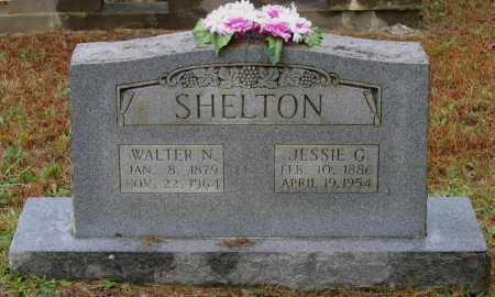 CLIFTON SHELTON, JESSIE GREEN - Lawrence County, Arkansas | JESSIE GREEN CLIFTON SHELTON - Arkansas Gravestone Photos