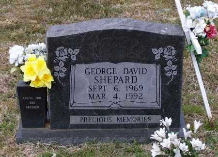SHEPARD, GEORGE DAVID - Lawrence County, Arkansas | GEORGE DAVID SHEPARD - Arkansas Gravestone Photos