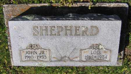 SHEPHERD, JR., JOHN - Lawrence County, Arkansas | JOHN SHEPHERD, JR. - Arkansas Gravestone Photos
