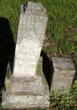 SHINAULT, R. H. - Lawrence County, Arkansas | R. H. SHINAULT - Arkansas Gravestone Photos
