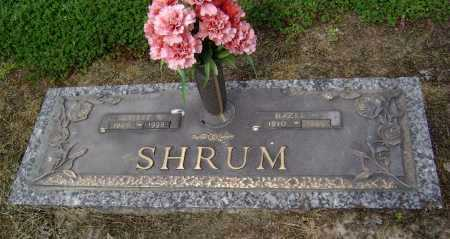SHRUM, HAZEL MARIE - Lawrence County, Arkansas | HAZEL MARIE SHRUM - Arkansas Gravestone Photos