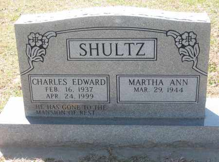 SHULTZ, CHARLES EDWARD - Lawrence County, Arkansas | CHARLES EDWARD SHULTZ - Arkansas Gravestone Photos