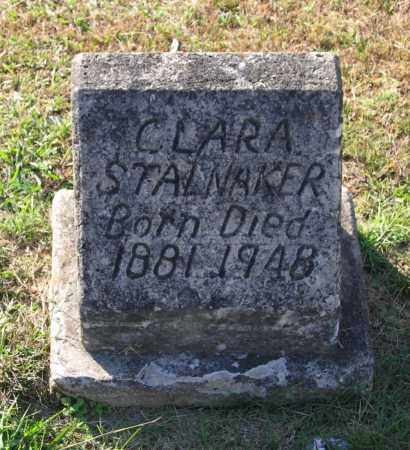 WADE, CLARA STARR SIMMONS CRONEY - Lawrence County, Arkansas | CLARA STARR SIMMONS CRONEY WADE - Arkansas Gravestone Photos