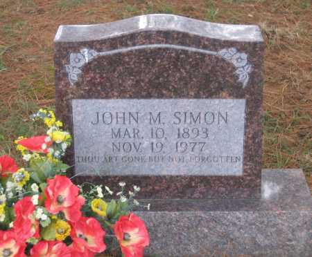SIMON, JOHN MATTHEW - Lawrence County, Arkansas | JOHN MATTHEW SIMON - Arkansas Gravestone Photos