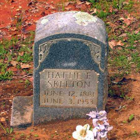 HUDDLESTON, HATTIE F. - Lawrence County, Arkansas | HATTIE F. HUDDLESTON - Arkansas Gravestone Photos