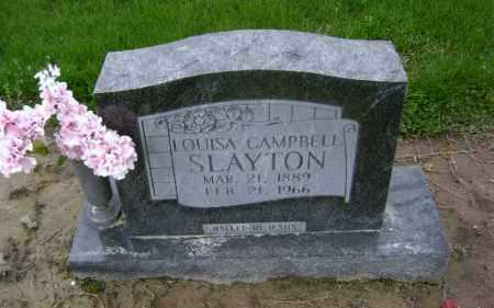 HOOTEN CAMPBELL, LOUISA - Lawrence County, Arkansas | LOUISA HOOTEN CAMPBELL - Arkansas Gravestone Photos