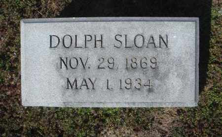 "SLOAN, ADOLPHUS ""DOLPH"" - Lawrence County, Arkansas | ADOLPHUS ""DOLPH"" SLOAN - Arkansas Gravestone Photos"