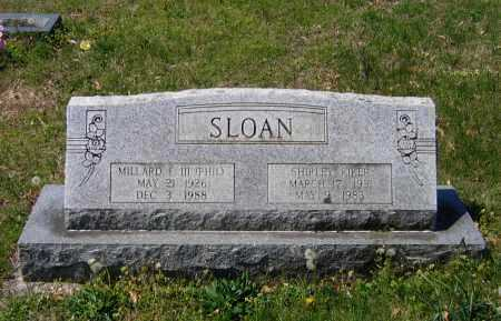 SLOAN, SHIRLEY - Lawrence County, Arkansas | SHIRLEY SLOAN - Arkansas Gravestone Photos