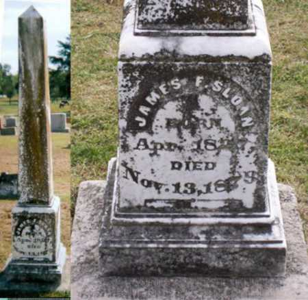 SLOAN, JAMES FRANKLIN - Lawrence County, Arkansas   JAMES FRANKLIN SLOAN - Arkansas Gravestone Photos