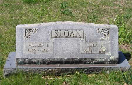 SLOAN, JR., MILLARD FILLMORE - Lawrence County, Arkansas | MILLARD FILLMORE SLOAN, JR. - Arkansas Gravestone Photos