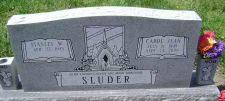 SLUDER, CAROL JEAN - Lawrence County, Arkansas | CAROL JEAN SLUDER - Arkansas Gravestone Photos