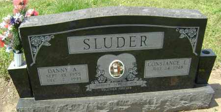 SLUDER, DANNY A. - Lawrence County, Arkansas | DANNY A. SLUDER - Arkansas Gravestone Photos