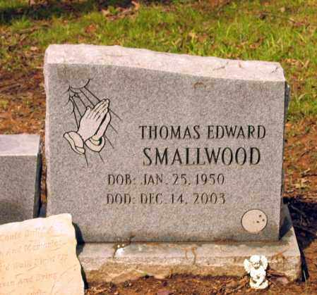 SMALLWOOD, THOMAS EDWARD - Lawrence County, Arkansas | THOMAS EDWARD SMALLWOOD - Arkansas Gravestone Photos