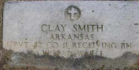 SMITH  (VETERAN WWI), CLAY - Lawrence County, Arkansas | CLAY SMITH  (VETERAN WWI) - Arkansas Gravestone Photos