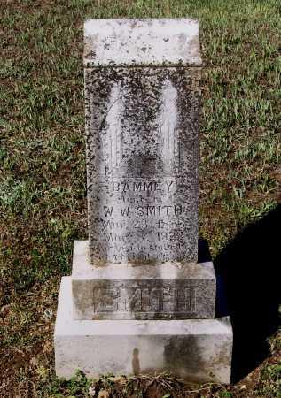 "GYNGARD SMITH, ALABAMA ""BAMMEY"" - Lawrence County, Arkansas | ALABAMA ""BAMMEY"" GYNGARD SMITH - Arkansas Gravestone Photos"