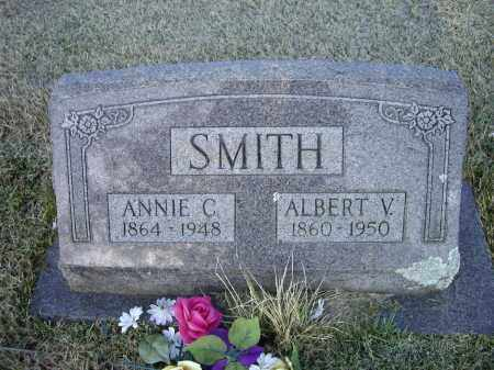 SMITH, ALBERT VANBUREN - Lawrence County, Arkansas | ALBERT VANBUREN SMITH - Arkansas Gravestone Photos