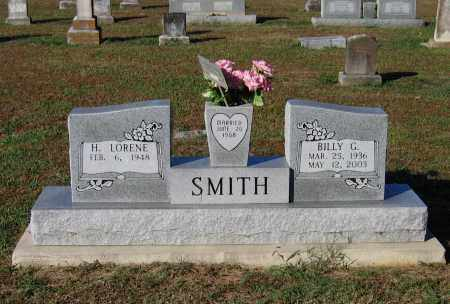 SMITH, BILLY GEORGE - Lawrence County, Arkansas | BILLY GEORGE SMITH - Arkansas Gravestone Photos