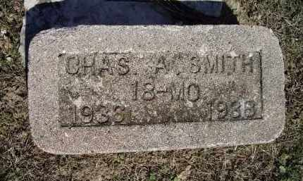 SMITH, CHARLES A. - Lawrence County, Arkansas | CHARLES A. SMITH - Arkansas Gravestone Photos