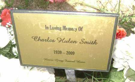 SMITH, CHARLES HULEN - Lawrence County, Arkansas   CHARLES HULEN SMITH - Arkansas Gravestone Photos