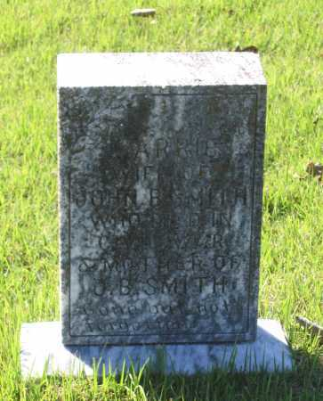 "SMITH, CORRIE D. B. ""CARRIE"" - Lawrence County, Arkansas 