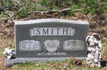 SMITH, DONNIE LEE - Lawrence County, Arkansas | DONNIE LEE SMITH - Arkansas Gravestone Photos