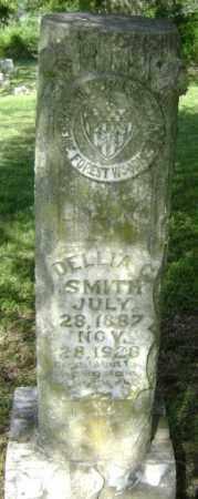 SMITH, DELLIA C. - Lawrence County, Arkansas | DELLIA C. SMITH - Arkansas Gravestone Photos