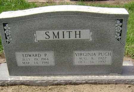 PUGH SMITH, VIRGINIA - Lawrence County, Arkansas | VIRGINIA PUGH SMITH - Arkansas Gravestone Photos