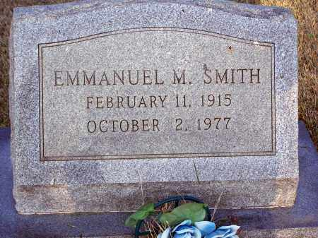 SMITH (VETERAN 2 WARS), EMMANUEL MUTH - Lawrence County, Arkansas | EMMANUEL MUTH SMITH (VETERAN 2 WARS) - Arkansas Gravestone Photos