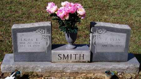SMITH SMITH, LAURA ELEANOR - Lawrence County, Arkansas | LAURA ELEANOR SMITH SMITH - Arkansas Gravestone Photos