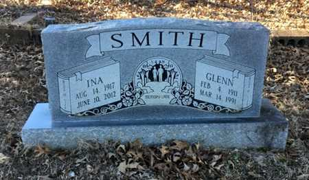 SMITH, ELMO GEORGE GLENN - Lawrence County, Arkansas | ELMO GEORGE GLENN SMITH - Arkansas Gravestone Photos