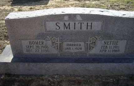SMITH, HOMER A. - Lawrence County, Arkansas | HOMER A. SMITH - Arkansas Gravestone Photos