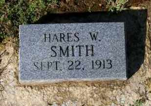 """SMITH, HORACE W. """"HARES"""" - Lawrence County, Arkansas 