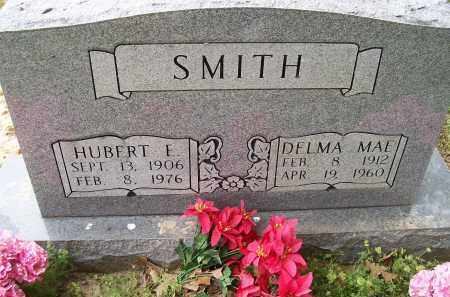 SMITH, HUBERT E. - Lawrence County, Arkansas | HUBERT E. SMITH - Arkansas Gravestone Photos