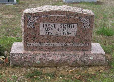 MASSEY SMITH, IRENE E. - Lawrence County, Arkansas | IRENE E. MASSEY SMITH - Arkansas Gravestone Photos