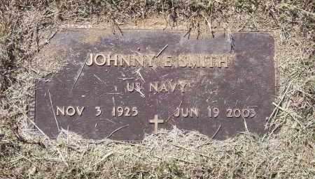 SMITH (VETERAN), JOHNNY EWEL - Lawrence County, Arkansas | JOHNNY EWEL SMITH (VETERAN) - Arkansas Gravestone Photos