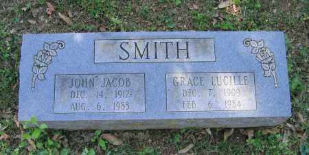 SMITH, GRACE LUCILLE - Lawrence County, Arkansas | GRACE LUCILLE SMITH - Arkansas Gravestone Photos