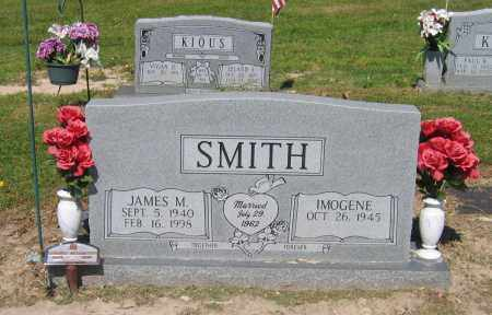 SMITH, JAMES M. - Lawrence County, Arkansas | JAMES M. SMITH - Arkansas Gravestone Photos