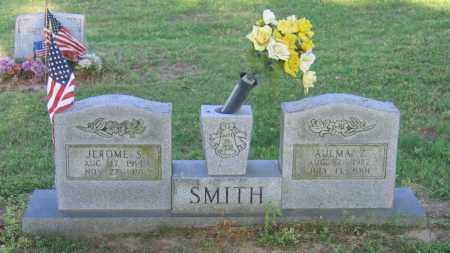SMITH, JEROME SOLOMAN - Lawrence County, Arkansas | JEROME SOLOMAN SMITH - Arkansas Gravestone Photos