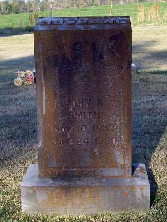 SMITH, JOHN BYERS - Lawrence County, Arkansas | JOHN BYERS SMITH - Arkansas Gravestone Photos