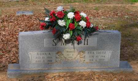 HALL SMITH, ETTA LOUISE - Lawrence County, Arkansas | ETTA LOUISE HALL SMITH - Arkansas Gravestone Photos