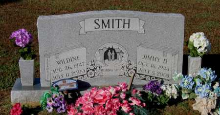 WILKERSON SMITH, WILDINE - Lawrence County, Arkansas | WILDINE WILKERSON SMITH - Arkansas Gravestone Photos