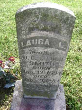 SMITH, LAURA L. - Lawrence County, Arkansas | LAURA L. SMITH - Arkansas Gravestone Photos