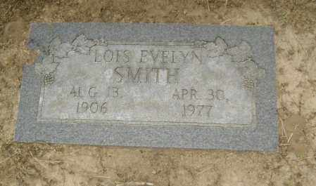 SMITH, LOIS EVELYN - Lawrence County, Arkansas | LOIS EVELYN SMITH - Arkansas Gravestone Photos