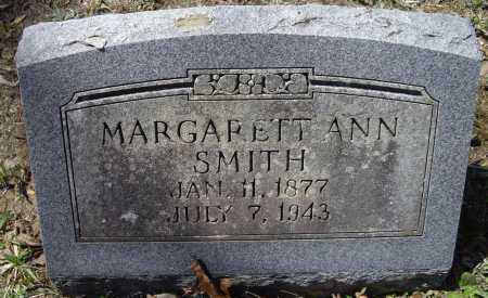SMITH, MARGARETT ANN - Lawrence County, Arkansas | MARGARETT ANN SMITH - Arkansas Gravestone Photos