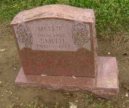 HOLLAND SMITH, MELLIE - Lawrence County, Arkansas | MELLIE HOLLAND SMITH - Arkansas Gravestone Photos